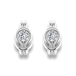 Encordia® Solitaire Cufflinks
