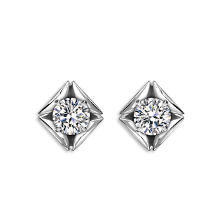 Forevermark Eternal Collection™ Solitaire Plain Earrings