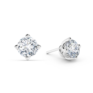 Forevermark Setting® Solitaire Stud Earrings