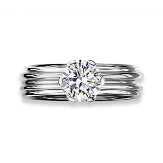 Millemoi™ Solitaire Ring