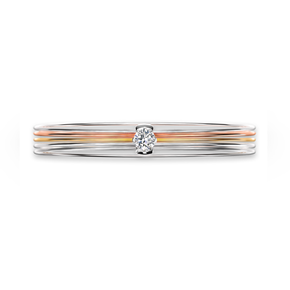 Millemoi™ Solitaire Bangle