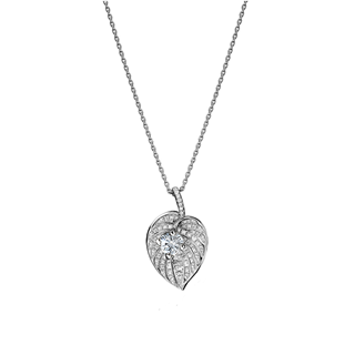 Forevermark Artemis™ collection Pave Pendant
