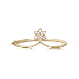 The Forevermark Traditional Setting 22 KT Bracelet